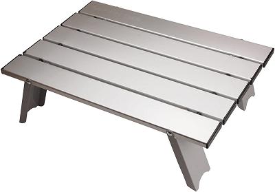 テーブル:CAPTAIN STAG アルミ ロールテーブル M-3713