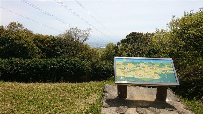 「ぼくらの広場」奈良吉野方面の眺め