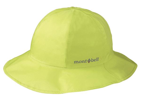 モンベル GORE-TEX クラッシャーハット