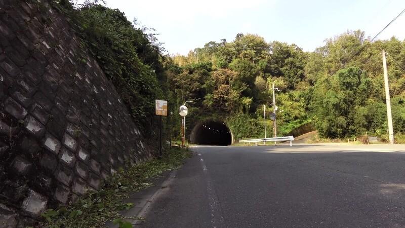 櫟原トンネル(いちはらトンネル)がある