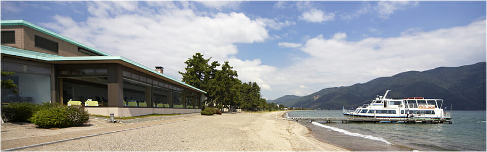 高島市マキノ町 奥琵琶湖マキノグランドパークホテル