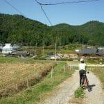 日本の里100選 天野の里 に登った