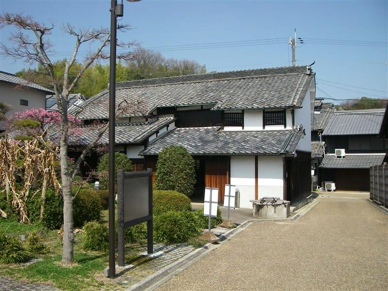 綿弓塚(わたゆみづか)