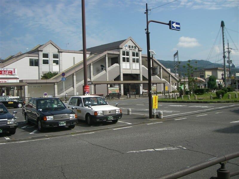 近鉄桜井駅南口よりスタート