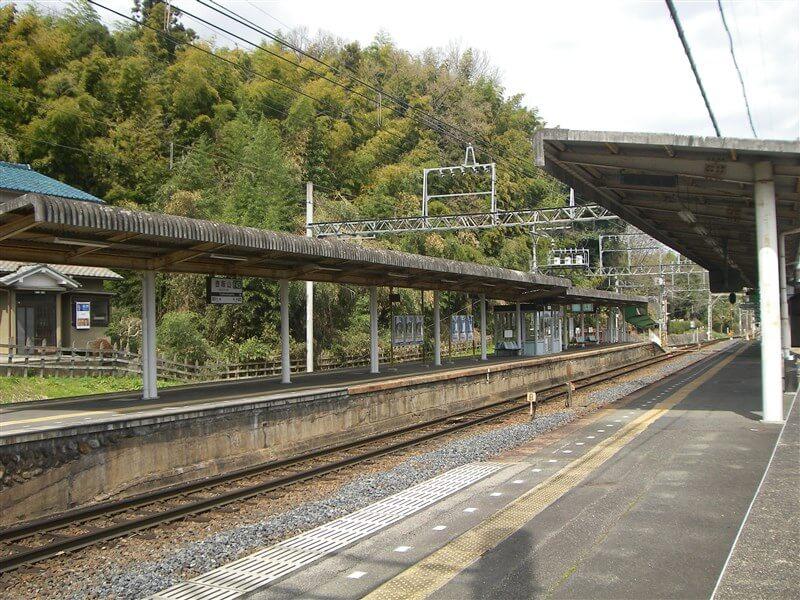 近畿日本鉄道吉野線、壺阪山駅