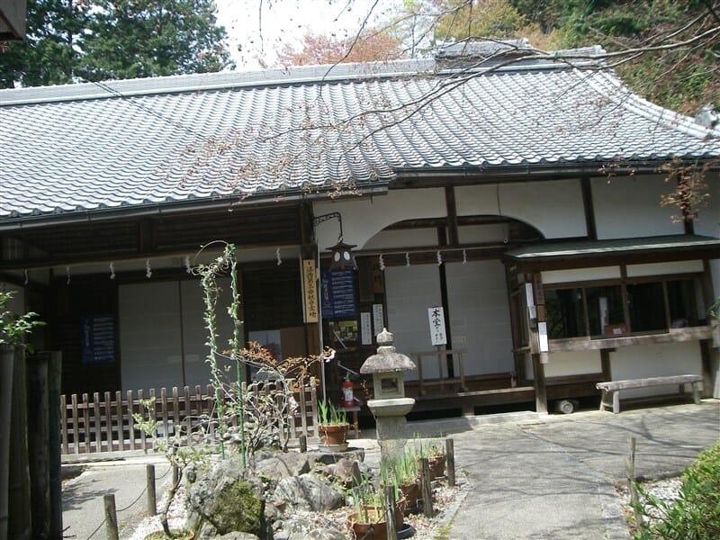 十輪寺(なりひら寺)