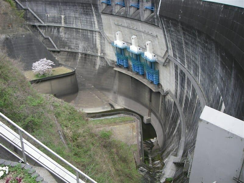 天ケ瀬ダム