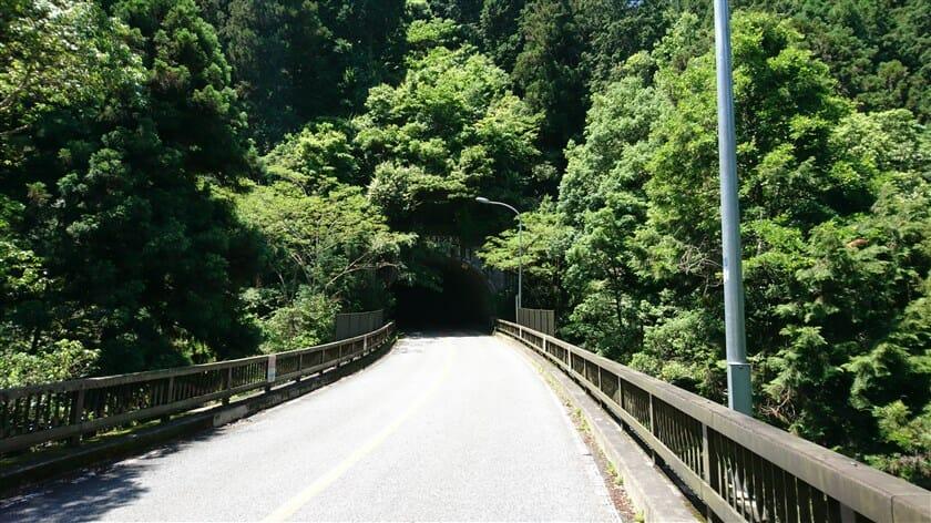 鳩原トンネル