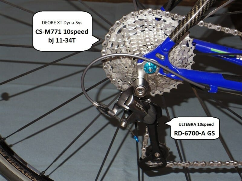 Cassettes, Freewheels & Cogs Shimano Xt M770 11-34t Mountain Bike Cycling