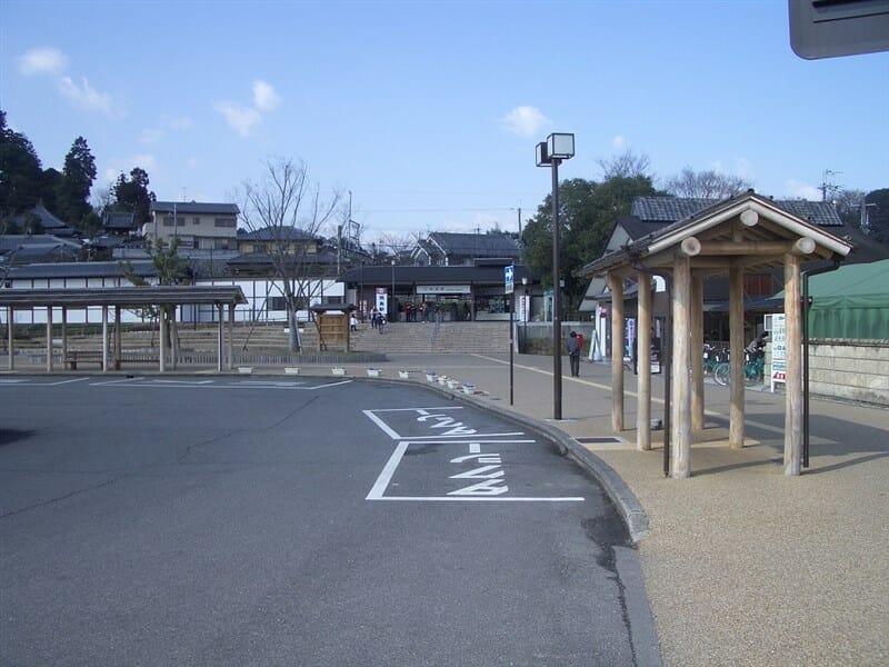 飛鳥駅:近畿日本鉄道吉野線の駅