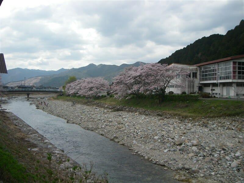 神河町 越知川