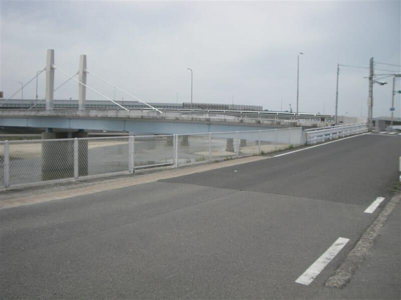 紀州街道・大和橋