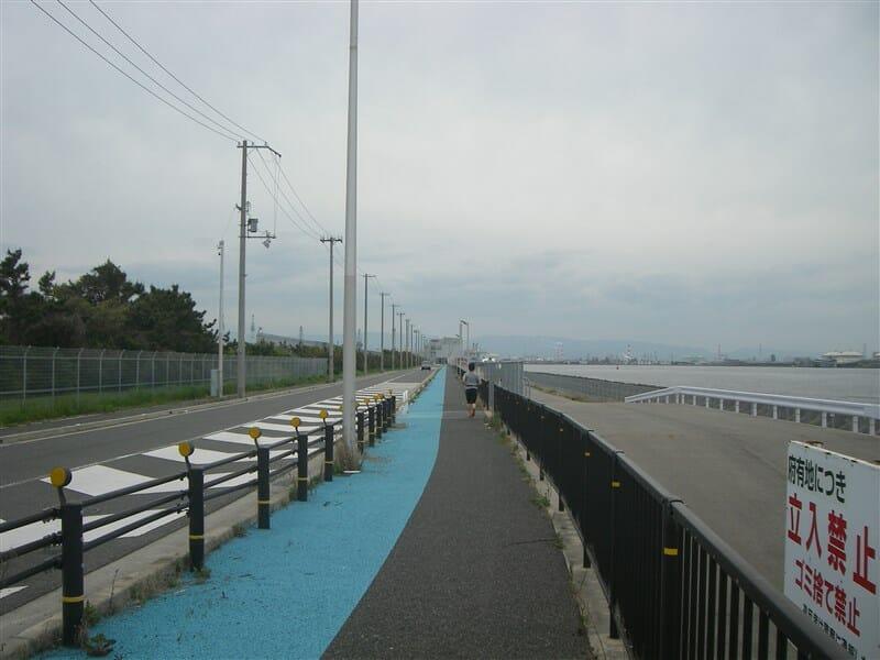 堺浜・堺ディスプレイ周回道路