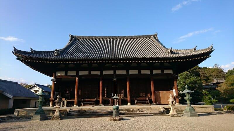 叡福寺 金堂