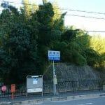 生駒山地越えの峠で、最も北側に当たる 清滝峠 を走った