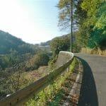 錦秋の一日 清滝峠 から奈良に入り 暗峠 を経て大阪に戻る
