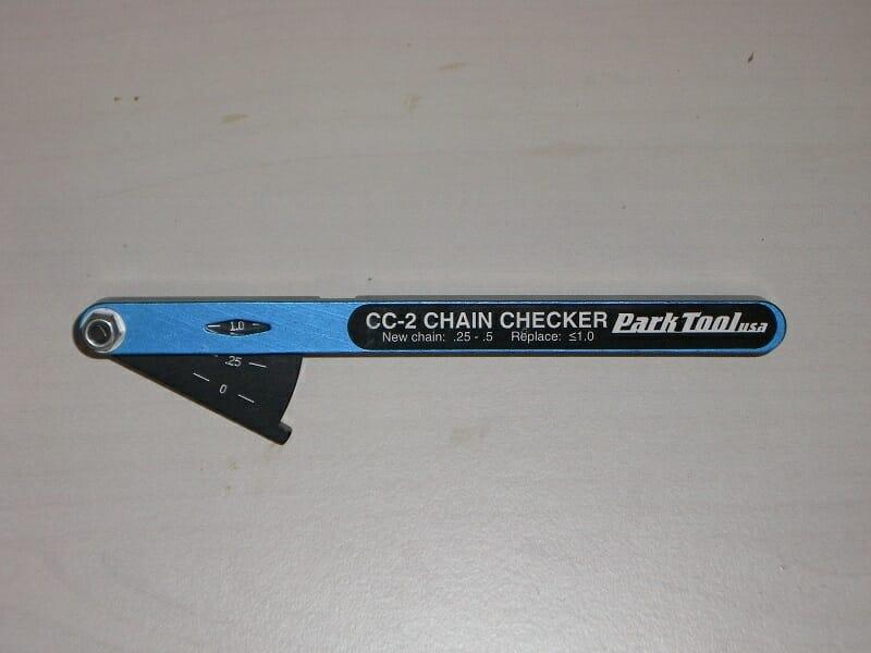パークツール CC-2C チェーンチェッカー