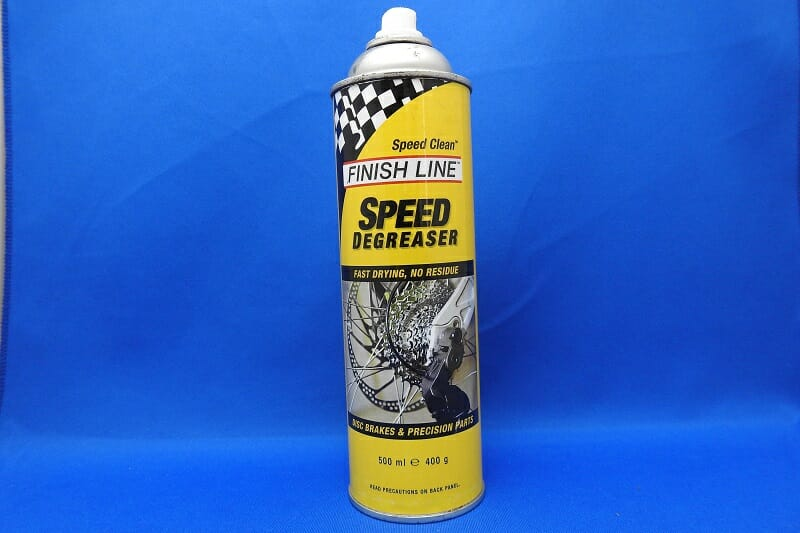 Speed Bike Degreaser