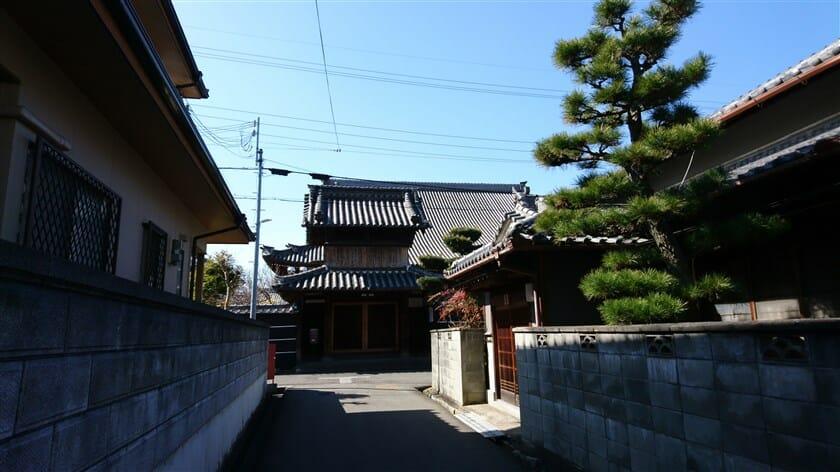 大ヶ塚 寺内町