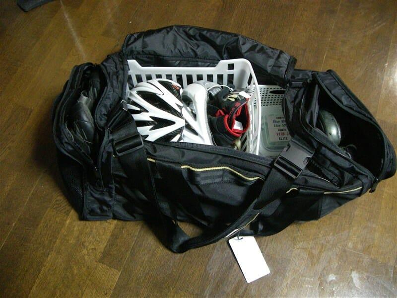 アシックス 遠征バッグ プロユースボストンバッグ