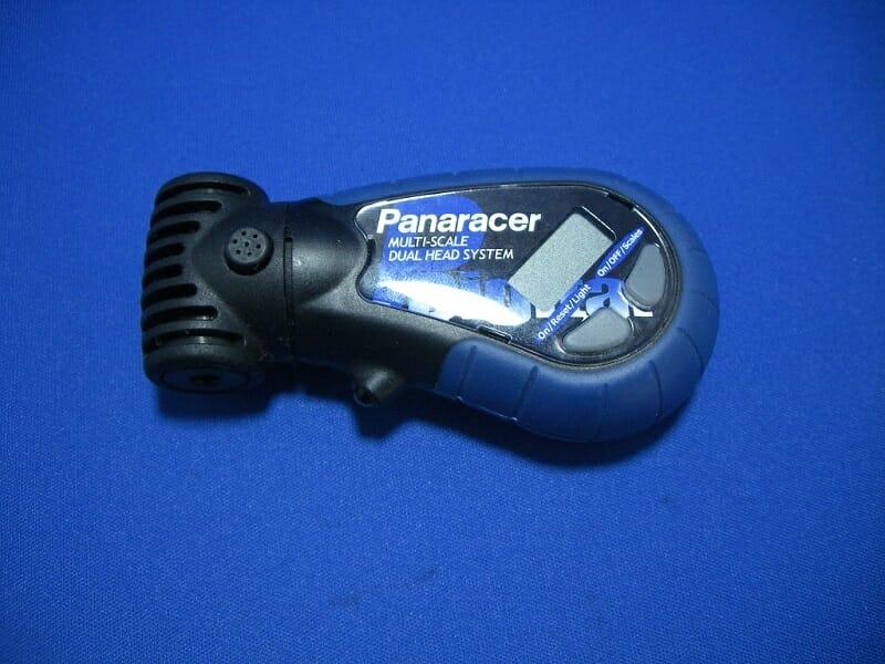 PANARACER デュアルヘッド デジタルゲージ