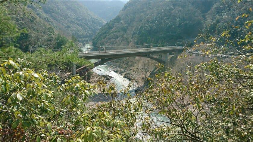 山陰本線の鉄橋
