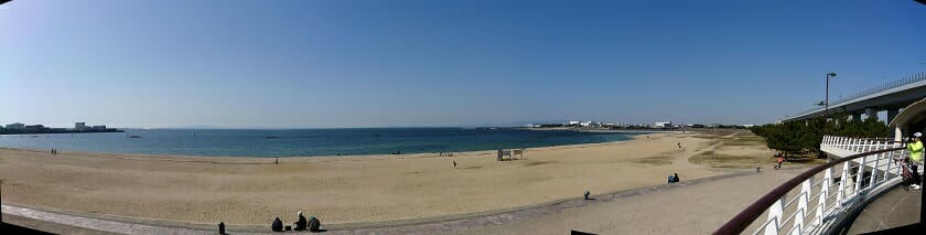二色の浜公園
