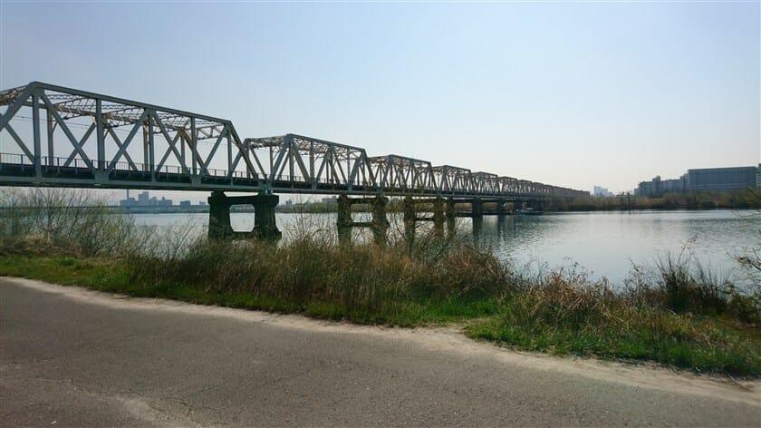 赤川鉄橋 (淀川橋梁)