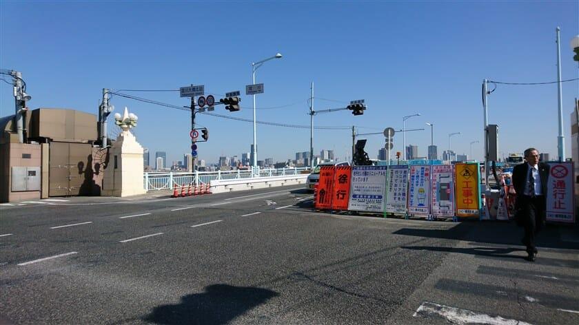 淀川大橋北詰