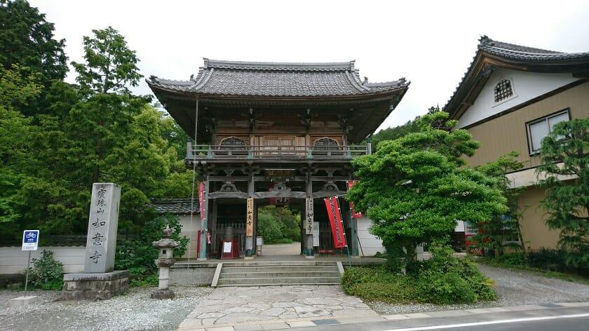 第7番 宝珠山 如意寺(にょいじ)