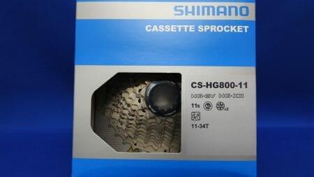 CS-HG800 11S 11-34T