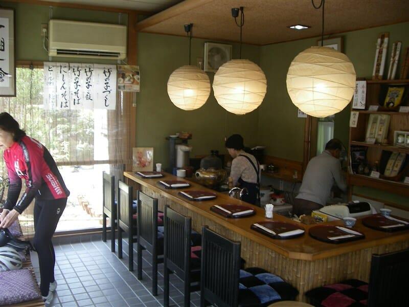 竹の子料理 畑井