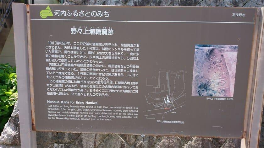 野々上埴輪窯跡