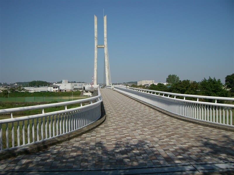 石川サイクル橋