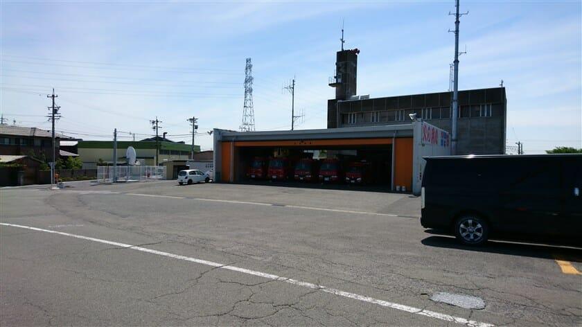 不破消防組合消防本部 東消防署