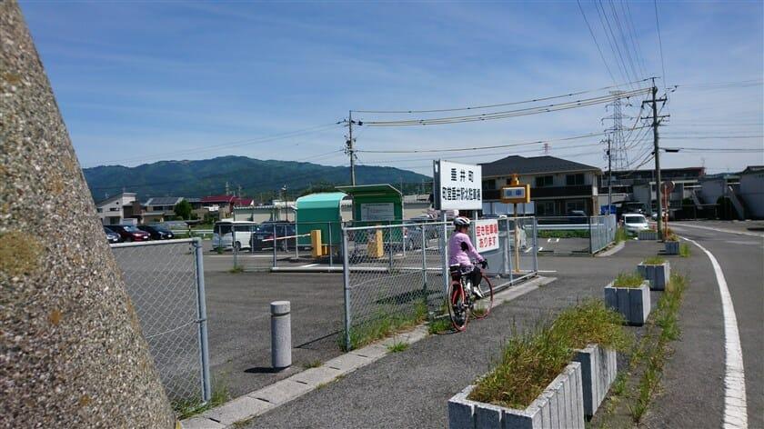 町営 垂井駅北駐車場