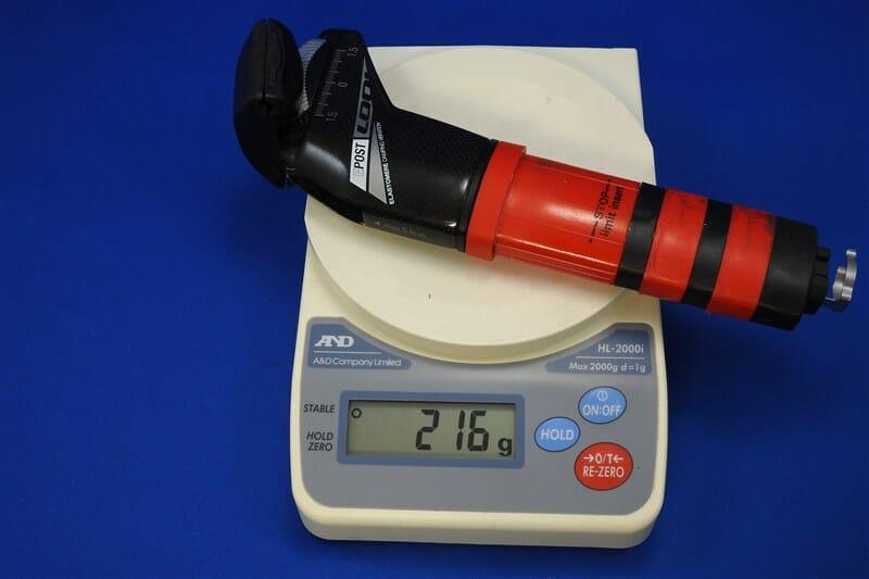 E-POST の重量