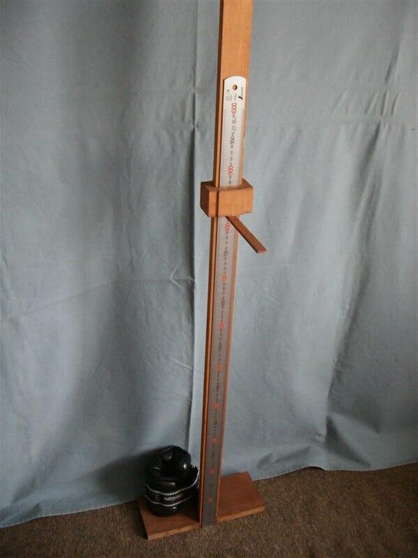 地上高測定器(自作)