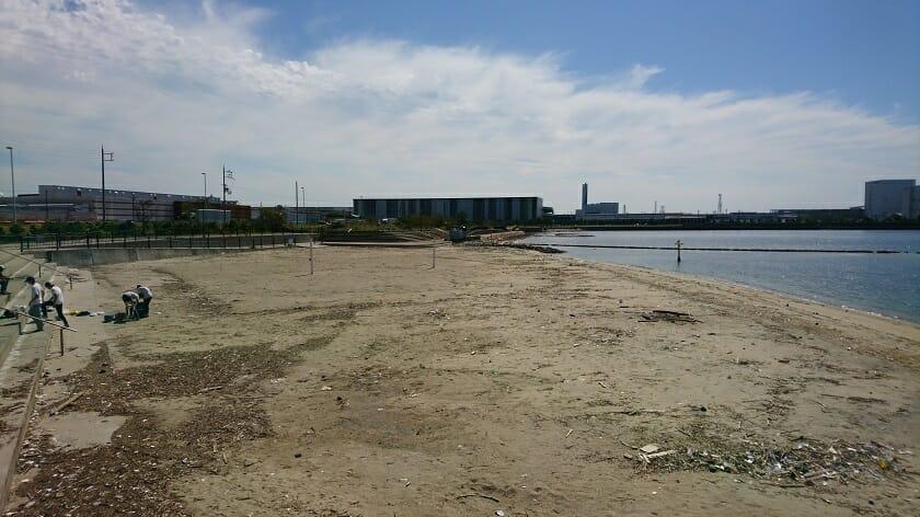 堺浜ふれあいビーチ