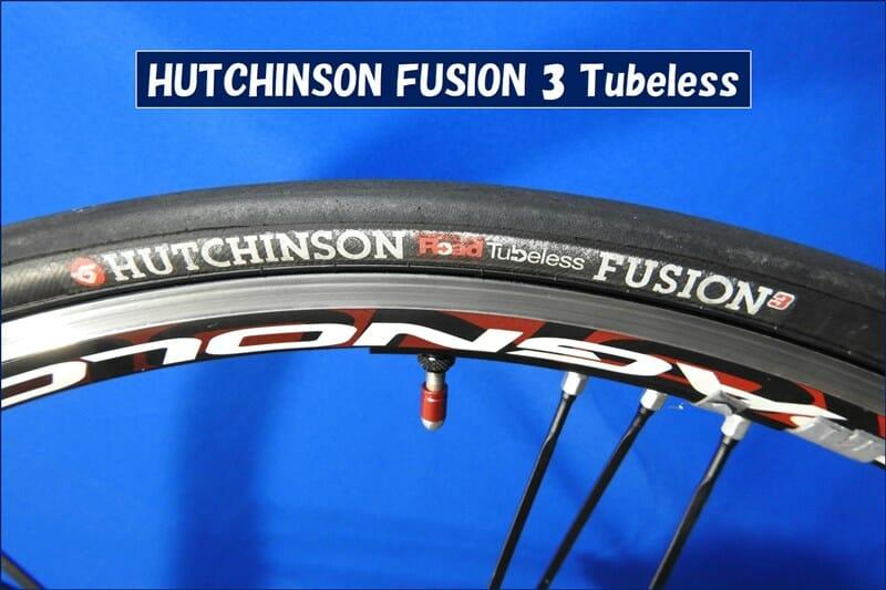 HUTCHINSON FUSION 3 Tubeless