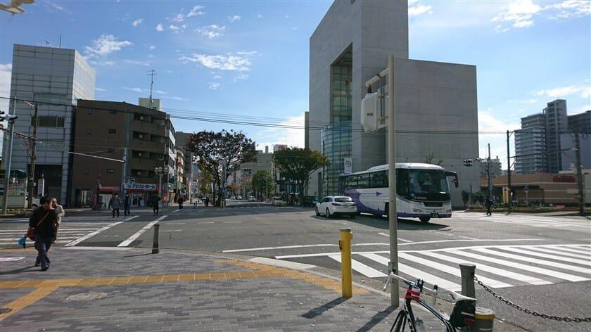 「竹内街道」の起点