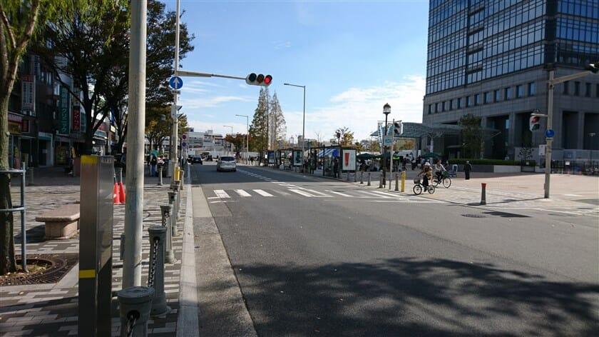 堺市役所前