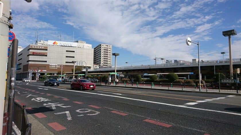 南海堺東駅