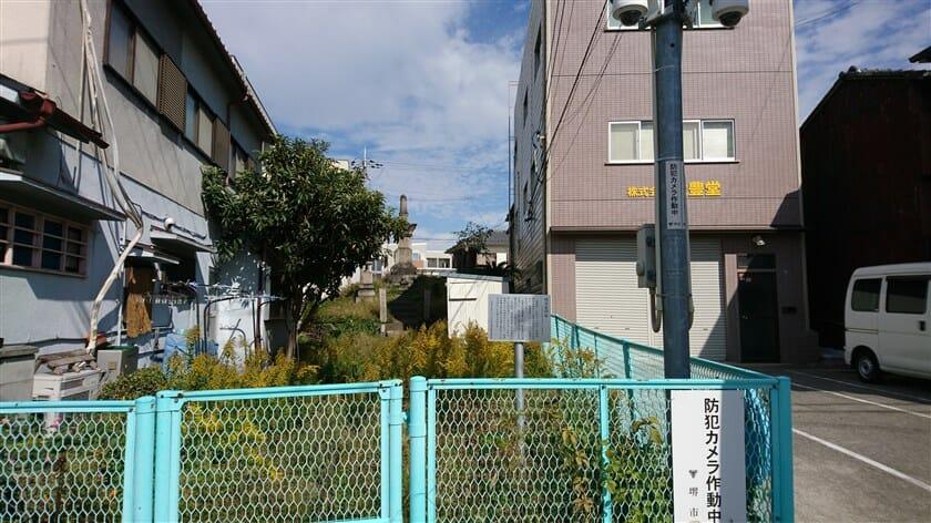 榎宝篋印塔(えのきのほうきょういんとう)