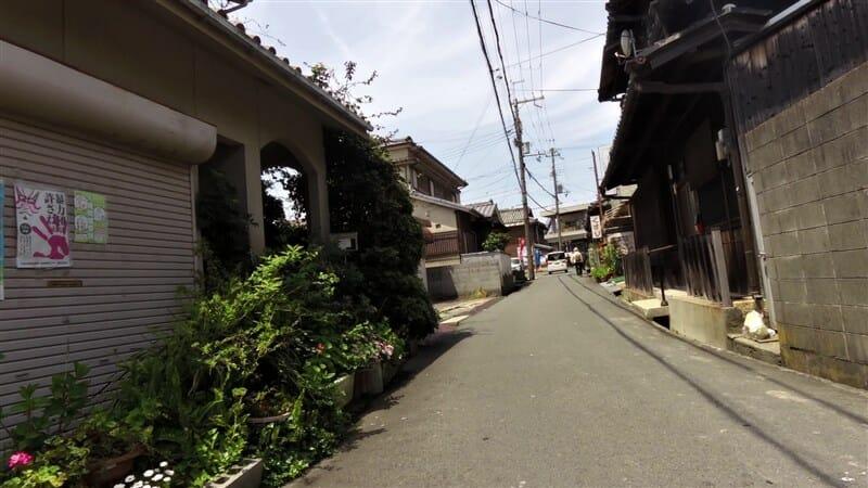 加太の集落