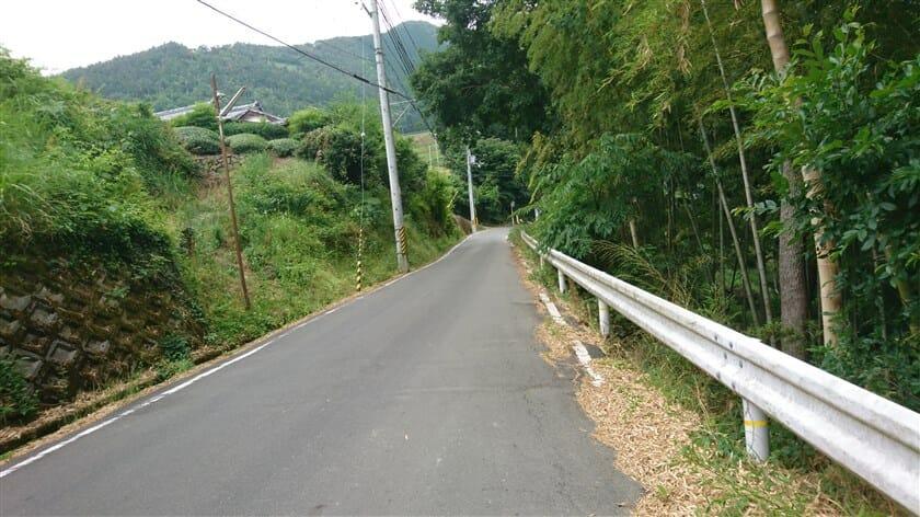 原山地区へのゲキサカ