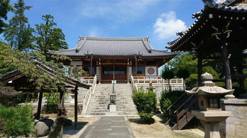 達磨寺:本堂