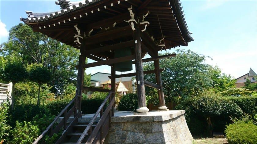 達磨寺:鐘楼