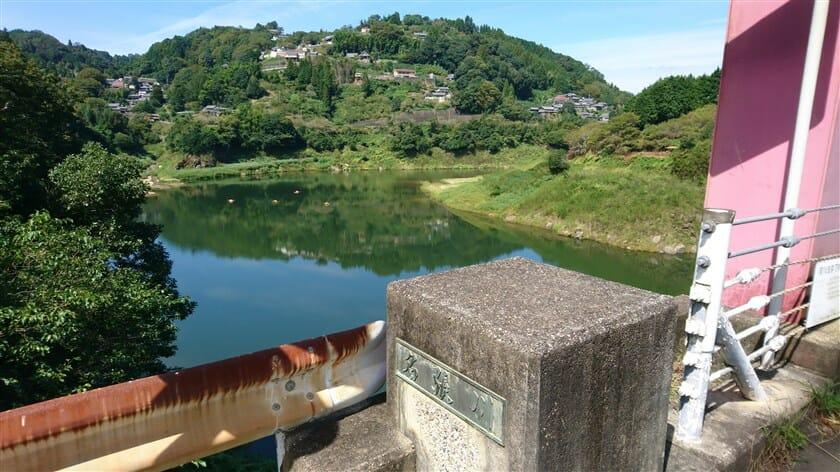 八幡橋(はちまんばし)からの眺め