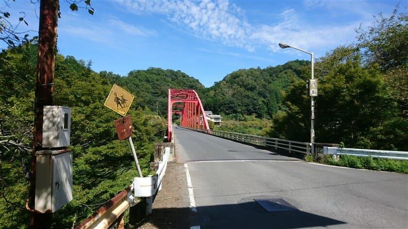 月ヶ瀬橋(つきがせばし)
